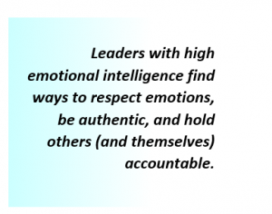 Using Emotional Intelligence To Lead In Higher Education Suny Sail